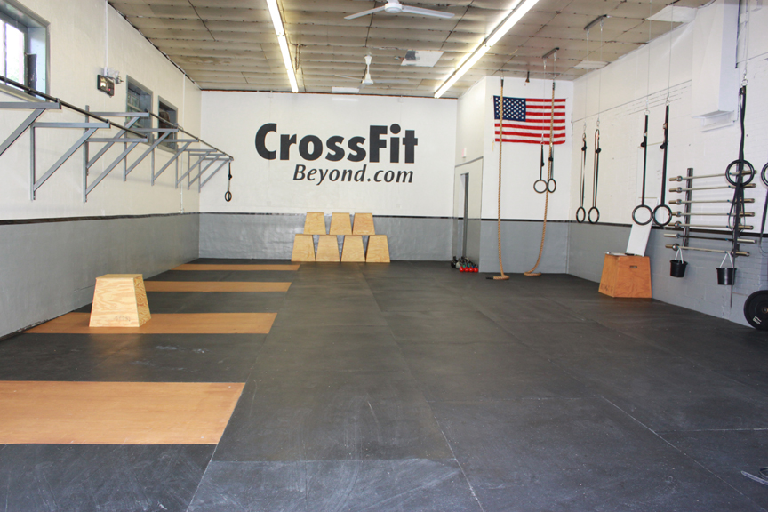 Final touches crossfit beyond