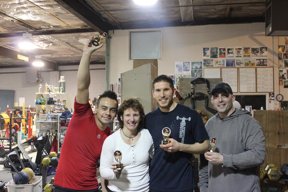 strongman tropheys