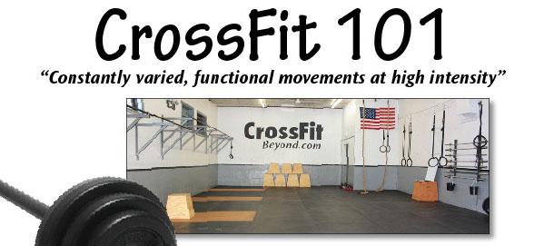 CrossFit 101 header