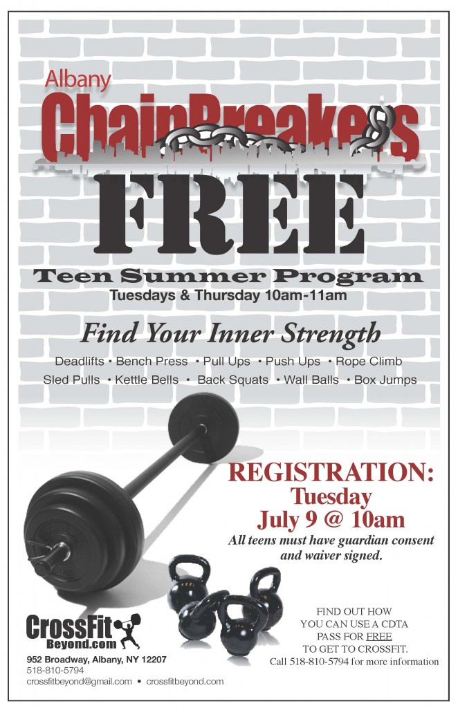 Teen Summer Program