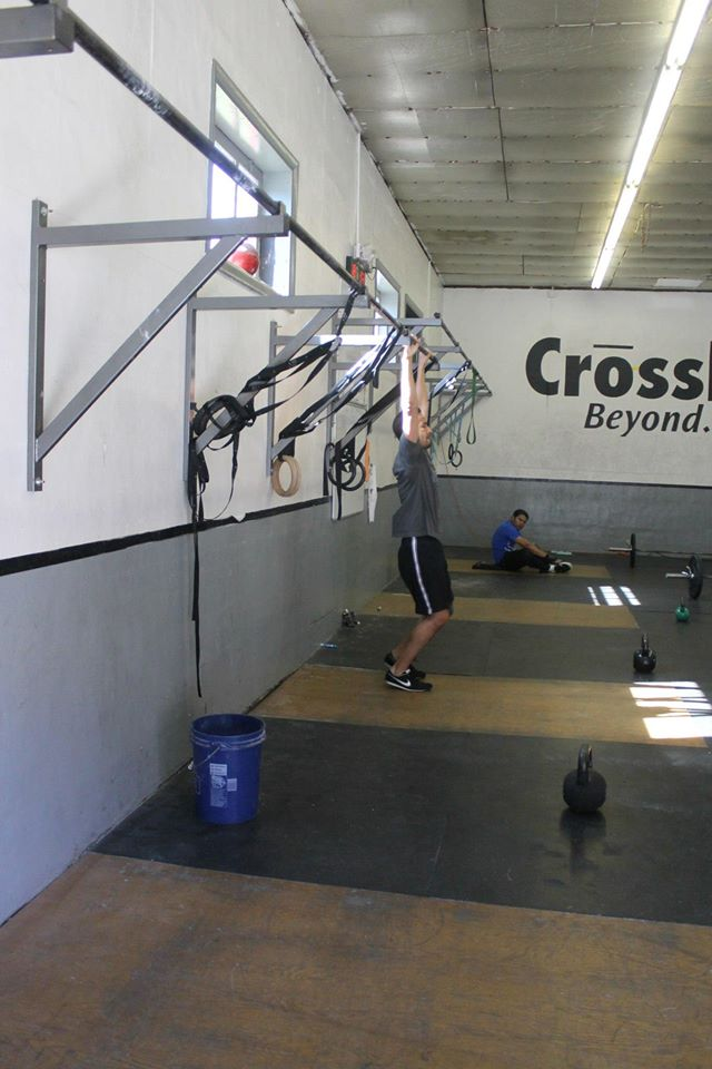 July Strict Chest To Bar Pull Up Challenge Crossfit