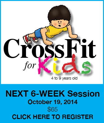 CrossFit for Kids web logo