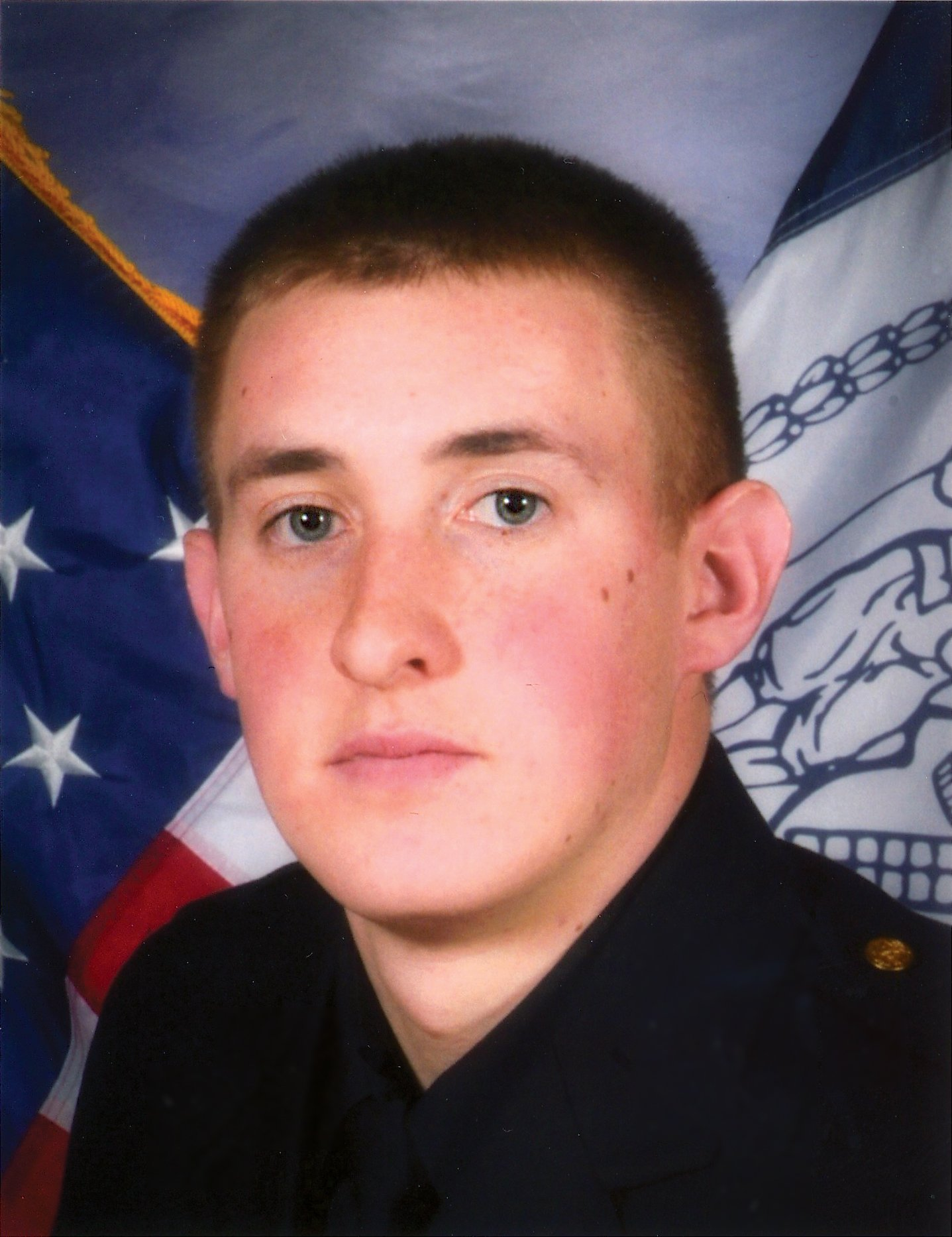 New York police officer Brian Moore