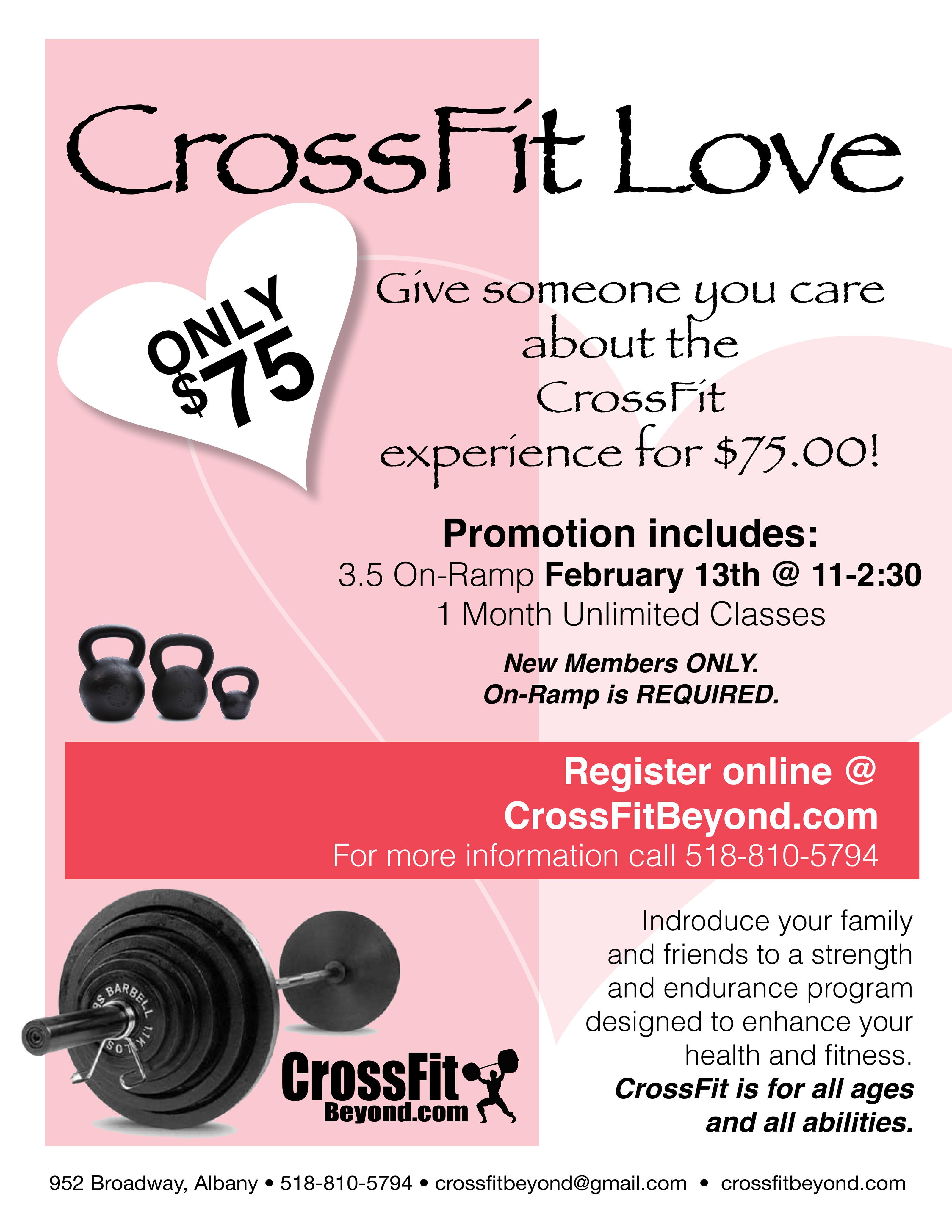 CrossFit Love 2016